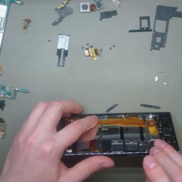 神戸 Xperia XZ Premium バッテリー電池交換修理6,500円