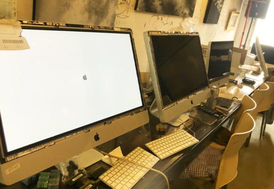 【iMac/MacBook修理】GWお問い合わせご返信が遅れる事がございます