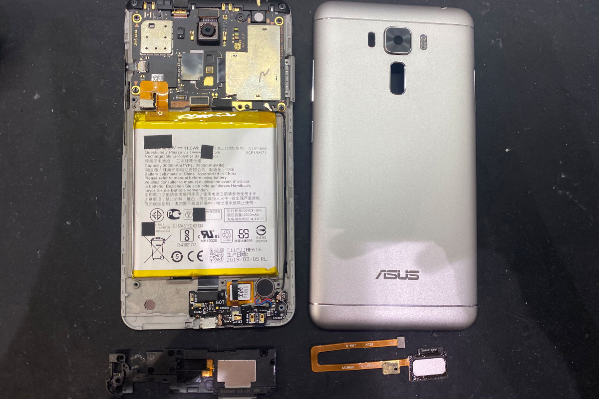 ASUS Xperia Androidスマートフォン神戸激安修理お店1