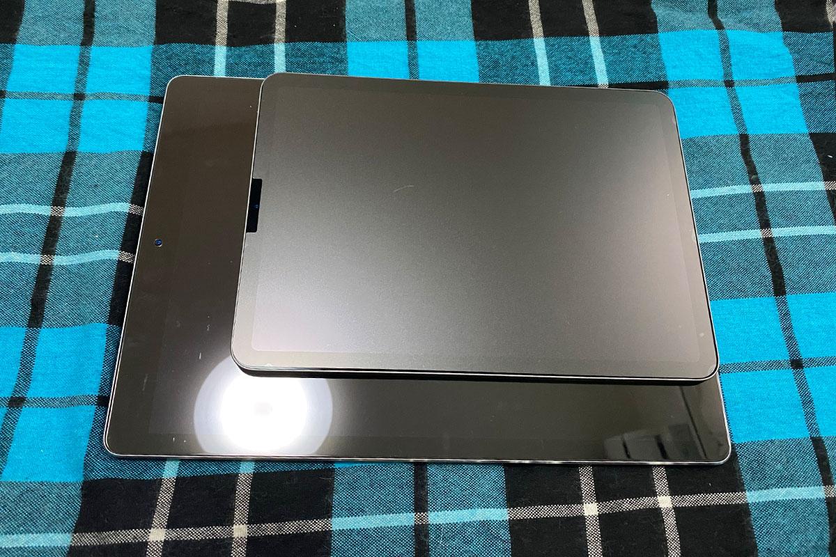 iPadAir4買ってみたレビュー修理データ移行買取1