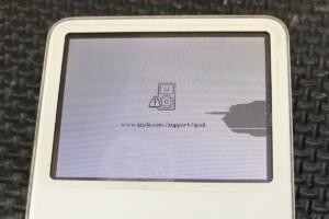 ipod classic A1136のHDD修理